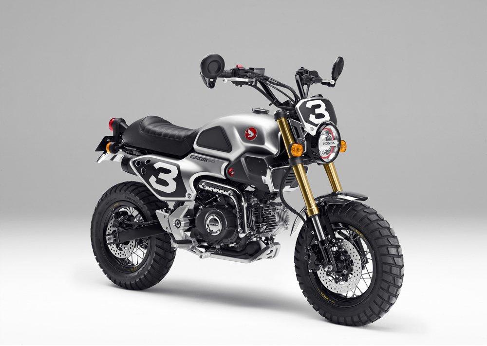 GROM50 Scrambler Concept-One