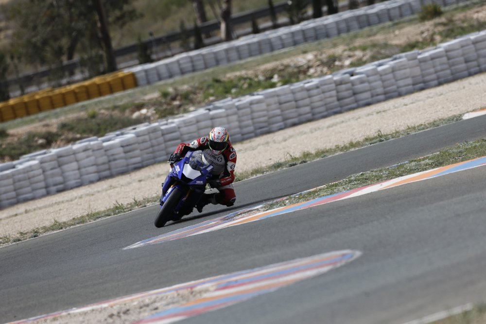 2017-03 Yamaha R6 Press Spain-28